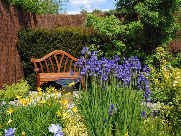 Qu son los jardines terap uticos palml f jardines for Que es un jardin ornamental
