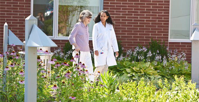 necesidad de un jardin terapeutico